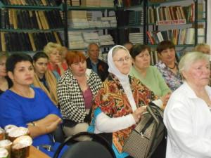 на встрече жители села 05_05_2016