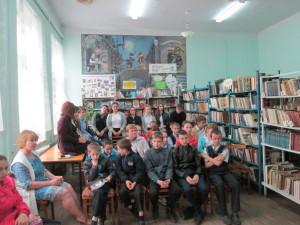 Беседа с учениками 5 кл шк №1 19 апреля 2016г