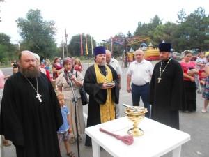 Соборная молитва на освящение меда нового урожая
